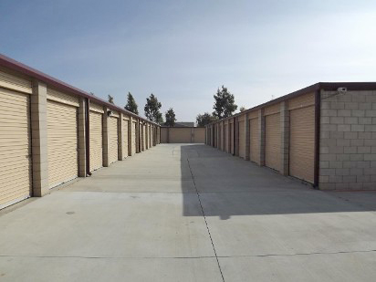 Woodcrest Storage Units